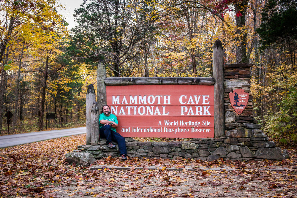 Mammoth Cave National Park Kentucky KY