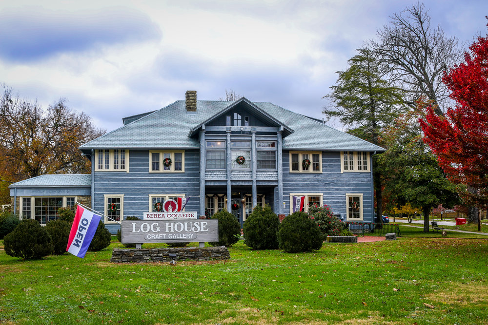 The Log House Craft Store