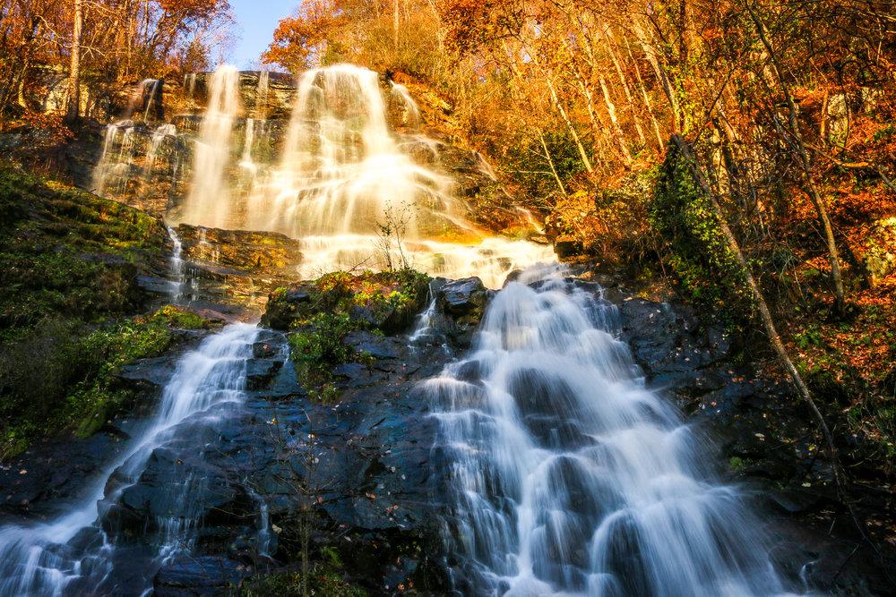 Amiacalola Falls