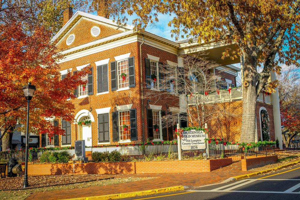 Dahlonega State Historic Park