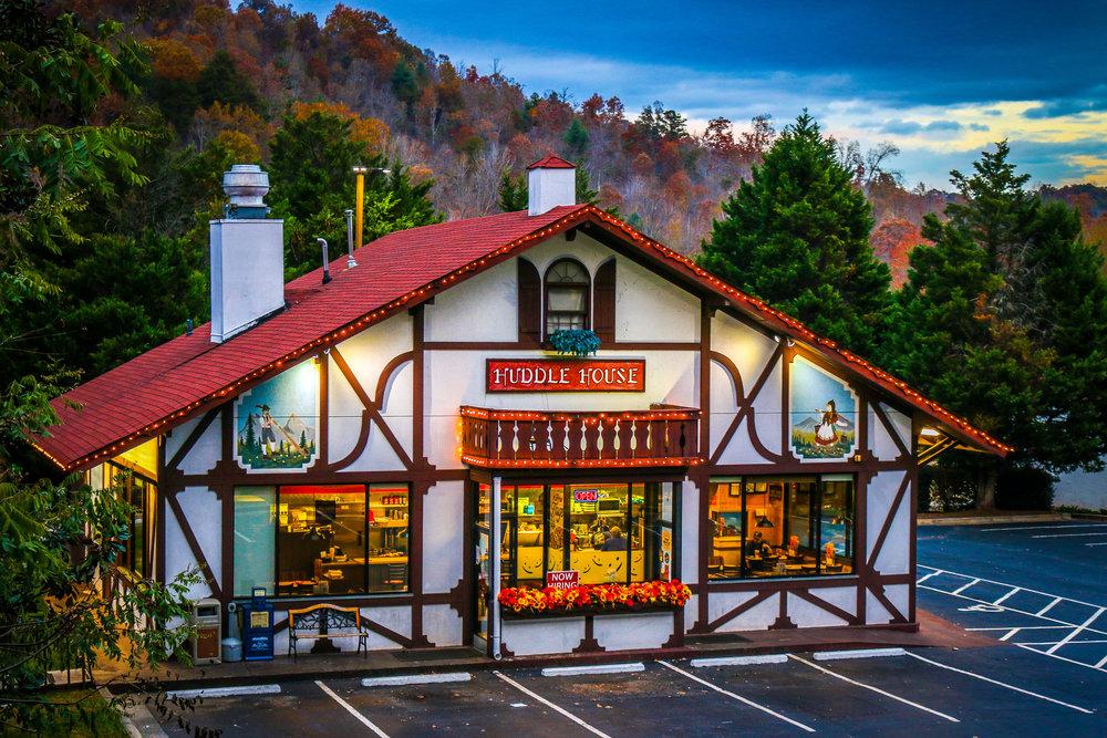 Helen Georgia GA Bavarian German Mountain