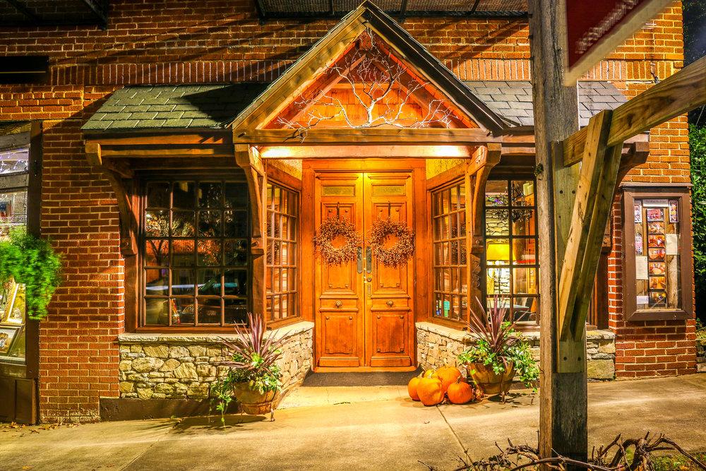 The White Birch Inn in Clayton