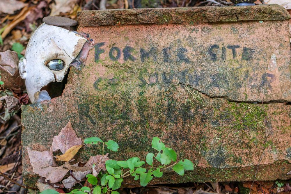 doll's head trail constitution lakes Atlanta Georgia