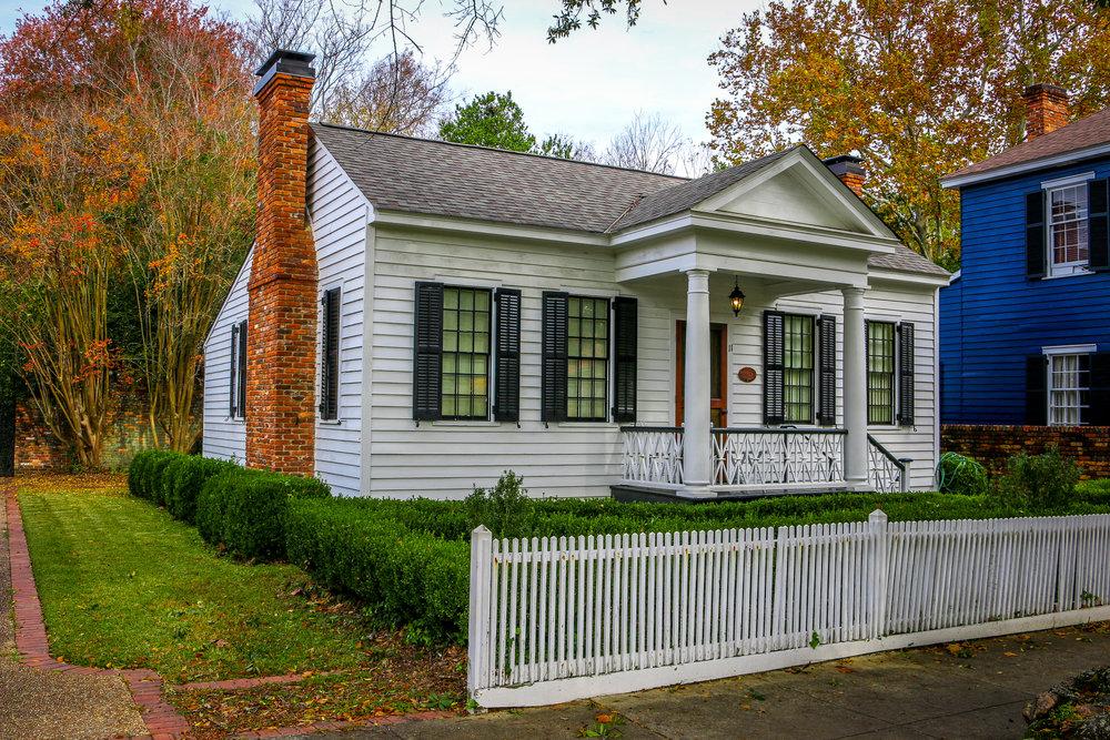 Pemberton House