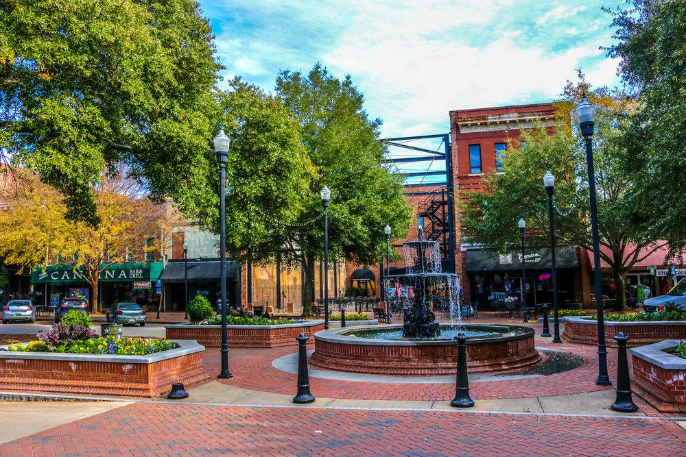 Fountain City Fountain