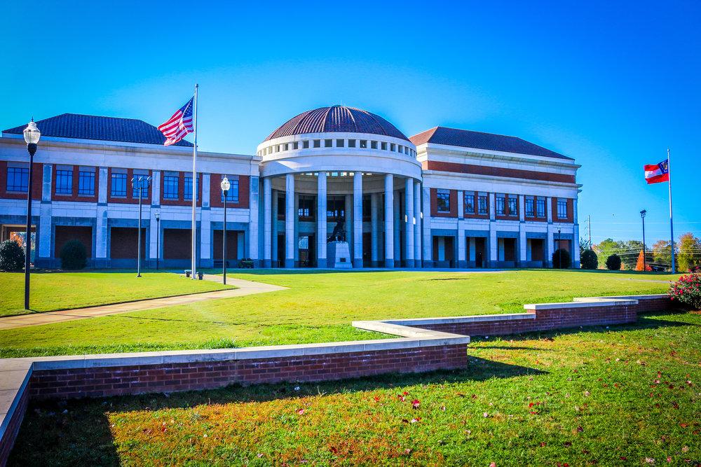 National Infantry Museum at Fort Benning