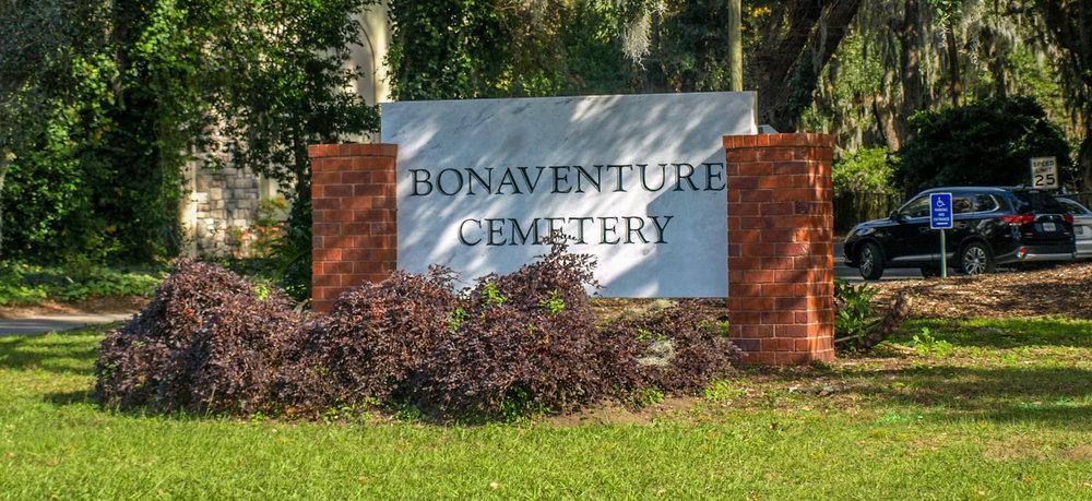 Bonaventure Cemetery Sanvannah GA Georgia