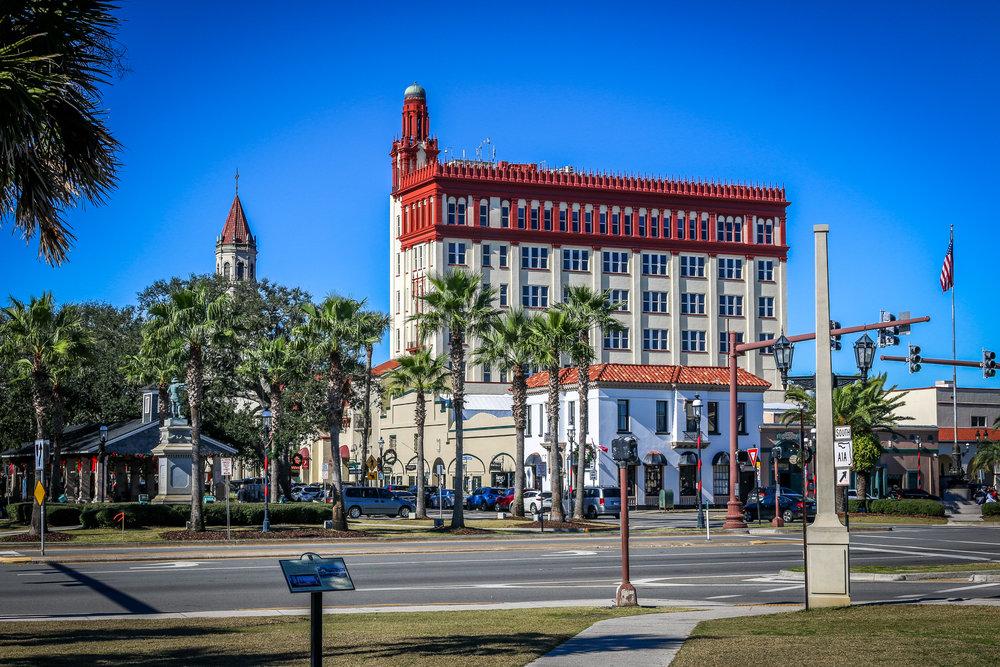 Historic St Augustine Florida FL