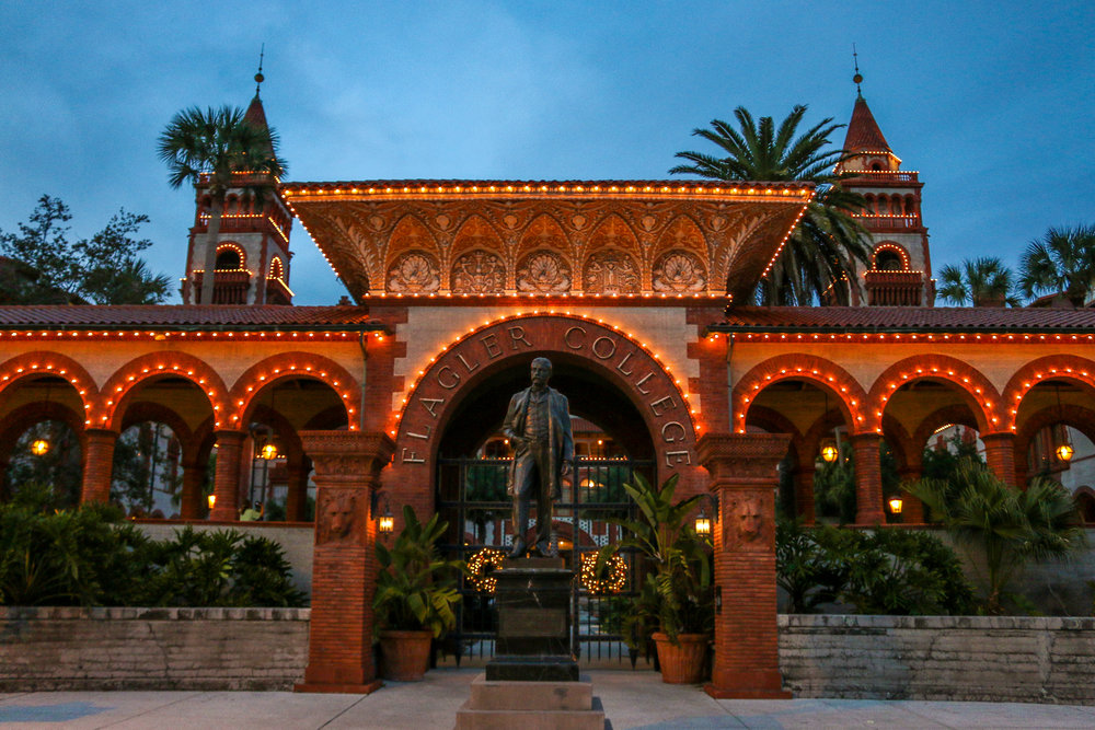 Flagler College in St. Augustine