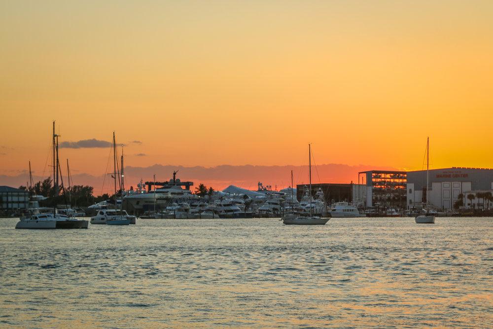 phil Foster park blue heron bridge west palm beach florida
