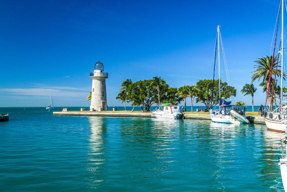Boca Chita in Biscayne N.P.