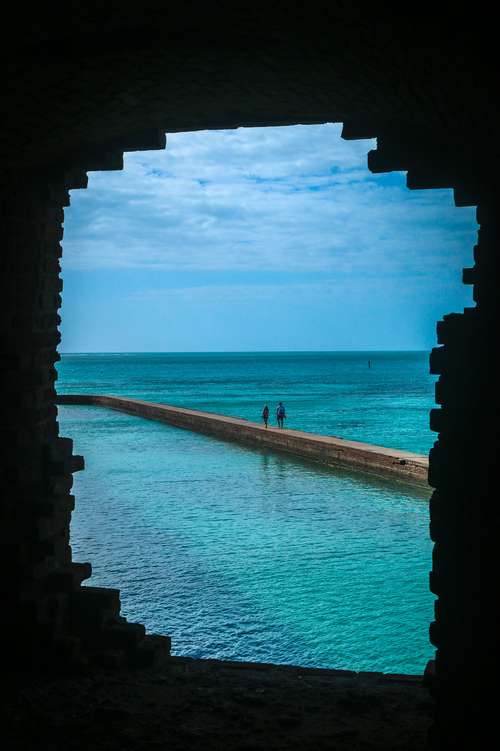 Dry Tortugas National Park Florida FL