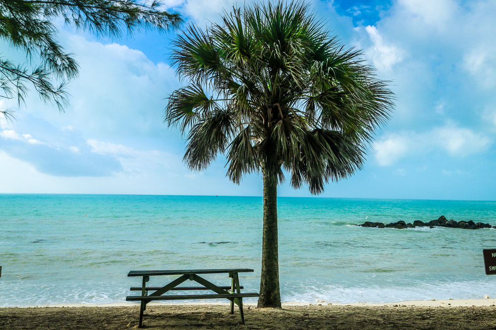 Fort Zachary Taylor State Park in Key West