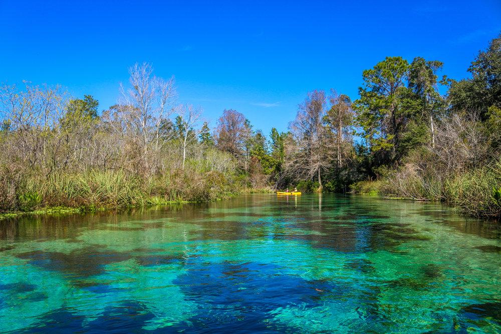 weeki wachee state park florida