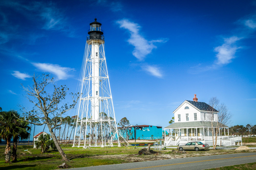 lighthouses of florida fl
