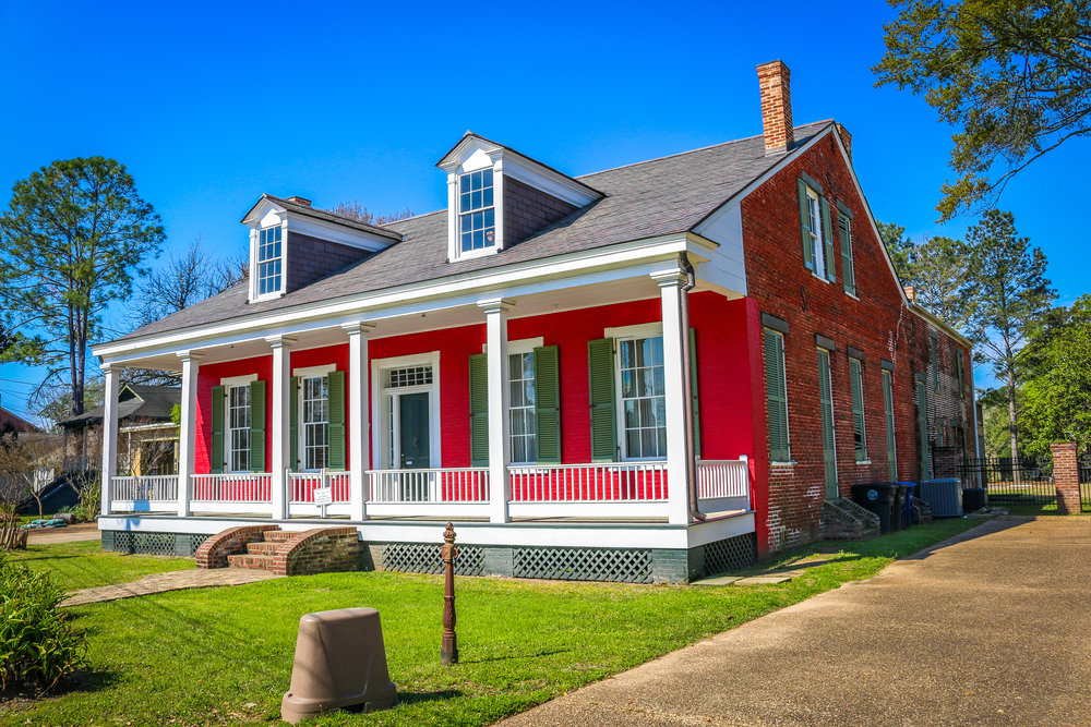 Creole Architecture in Natchitoches