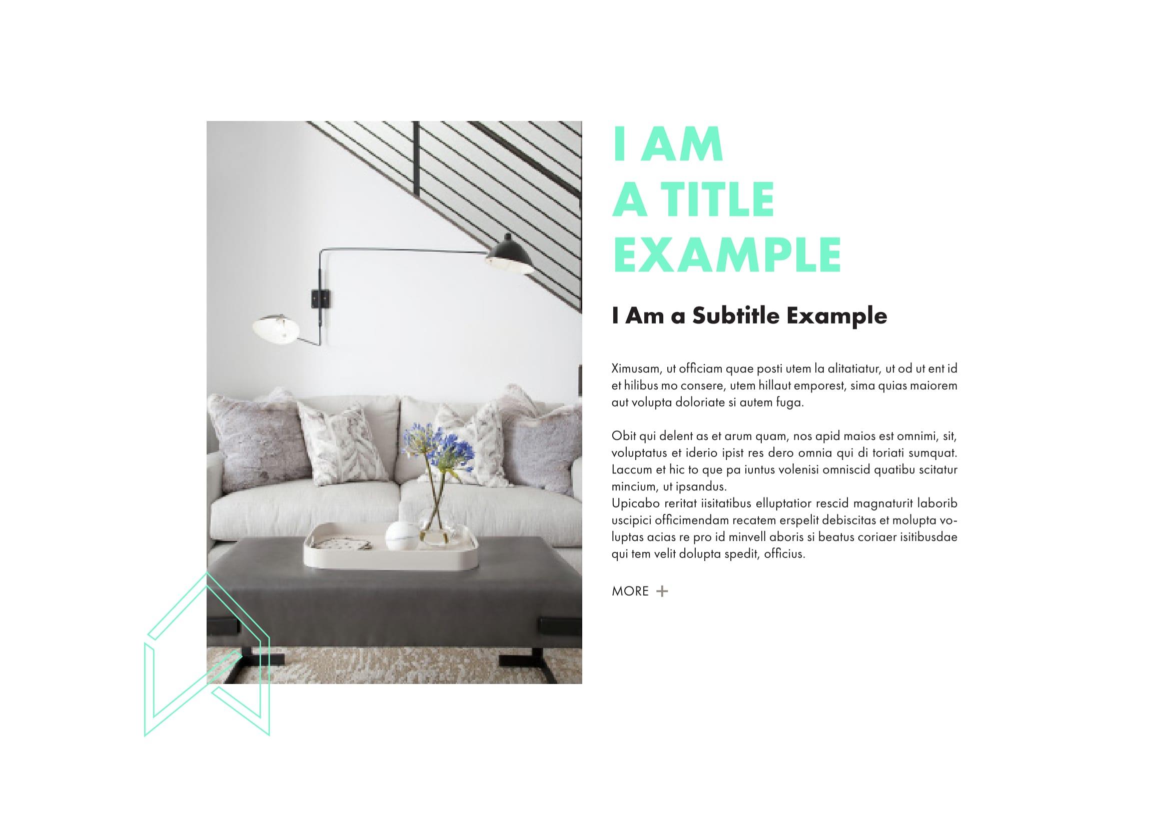 Kristin Dittmar Design — ZGMAD