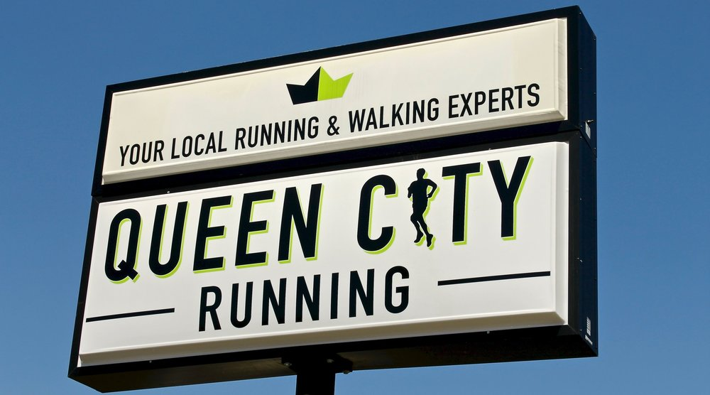 Our White Oak store is located on the west side of Cincinnati.   Queen City Running West    5819 Cheviot Road Cincinnati, OH 45247 Phone: 513-918-4845 Email:  hello@queencityrunning.com