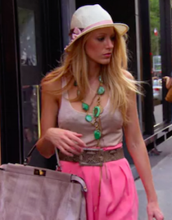 get the look serena van der woodsen