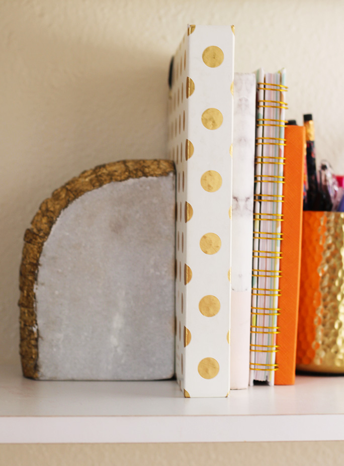 rock-marble-bookend-for-cheap