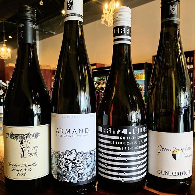 Our Friday tasting will feature wines imported by Rudi Wiest! Tasting starts at 6pm! - - - #rudiwiest #wine #neworleans #magazinestreet #riesling #mullerthurgau #spatburgunder