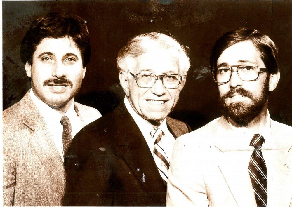 Gary Maslan, Michael Maslan, & Ralph Rothwell