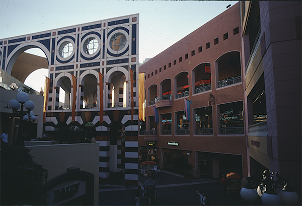 Horton Plaza -