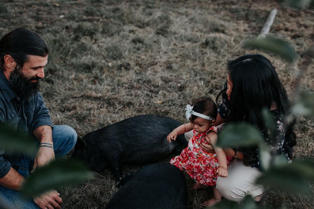 Rustic Bloom Photography // Oregon Coast Family Photographer // Pacific City, Oregon Family Session