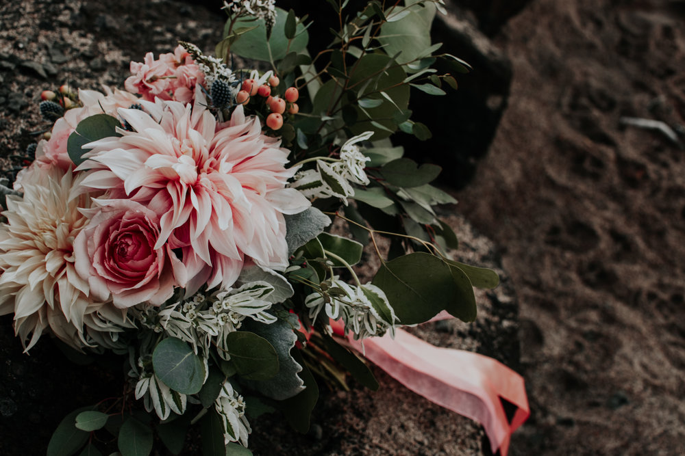 Oregon coast wedding Photographer / Newport Florist and Gifts
