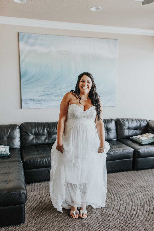 Oregon coast Wedding Photographer // Lincoln City, Oregon