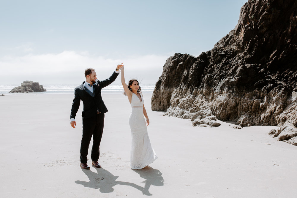 Oregon Coast Wedding Photographer