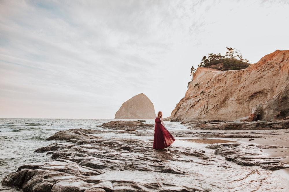 Oregon Coast Senior Photographer