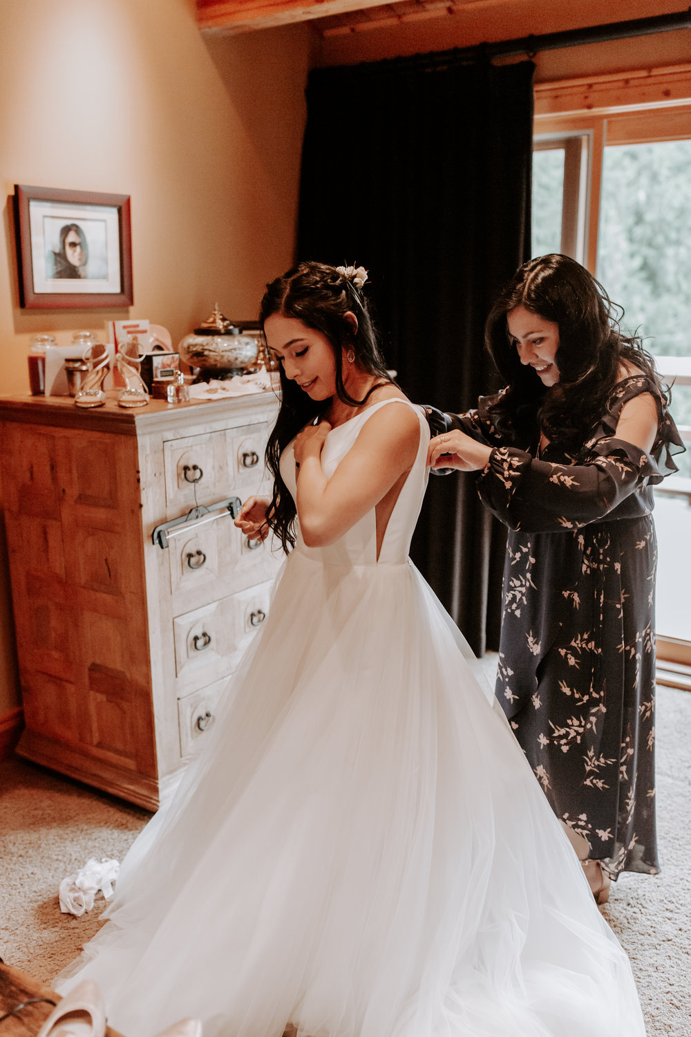 Rustic Bloom Photography |  Romantic Wedding Dress Inspiration