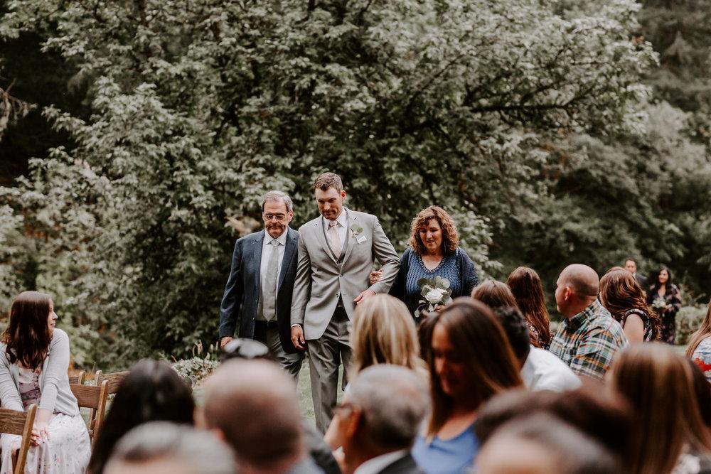 Oregon / Washington Wedding photographer