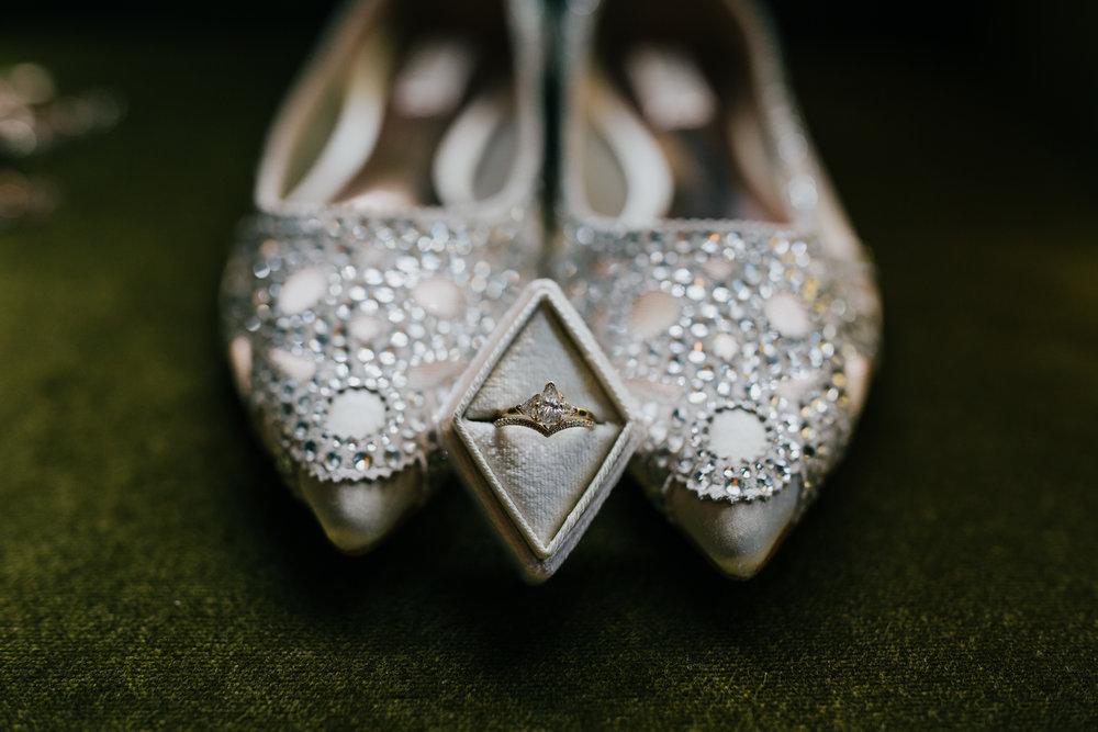 Rustic Bloom Photography // McMenamins Grand Lodge Wedding