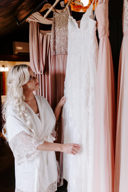 Rustic Bloom Photography | Bridesmaid Inspiration | Oregon Wedding Venue