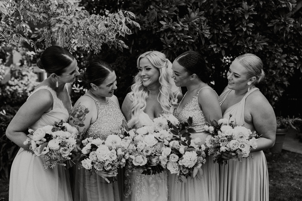 Rustic Bloom Photography | Bridesmaid Inspiration | McMenamins Grand Lodge