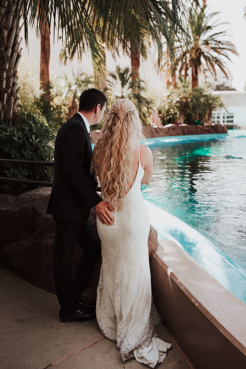 Rustic Bloom Photography | Las Vegas Elopement Inspiration