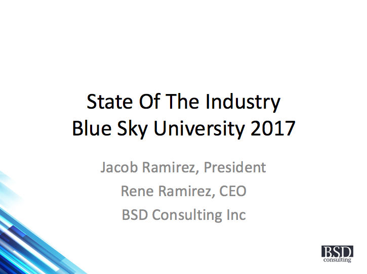 state of the industry bsu 2017
