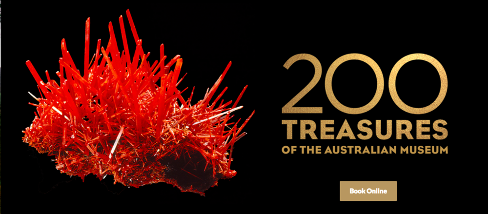 200 Treasures of the Australian Museum