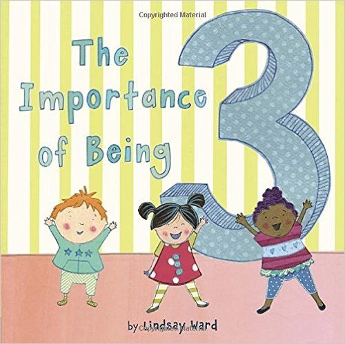 THE IMPORTANCE OF BEING 3 | DIAL BOOKS