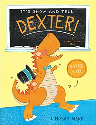 It's Show-and-Tell Dexter! Cover.jpg