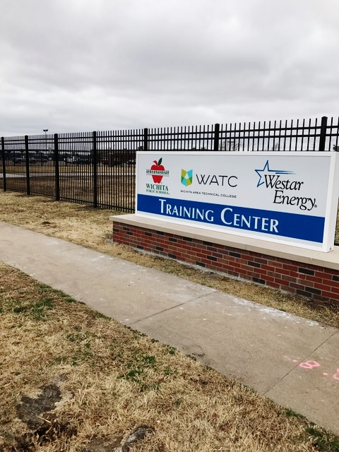 Commercial-Fence-Wichita-Public-Schools-USD259-WATC-WSUTech-Westar-Training-Center