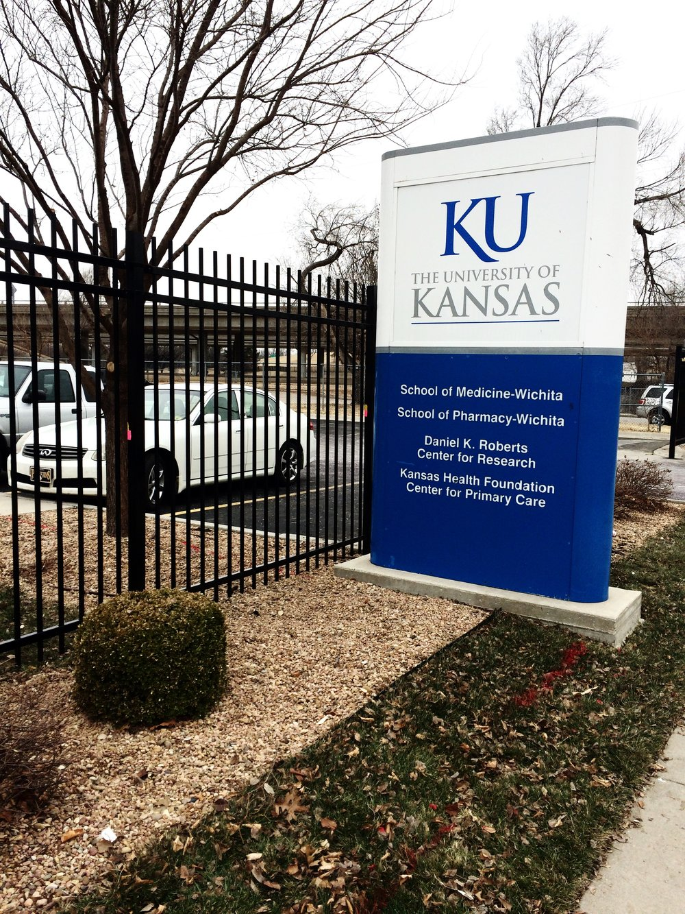 Commercial-Fences-KU-University-Of-Kansas
