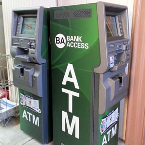 ATM Branding and Signage