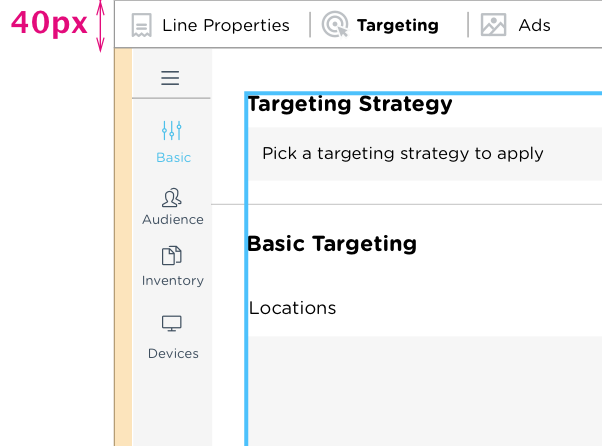 New Targeting Flow - Totally kick ass