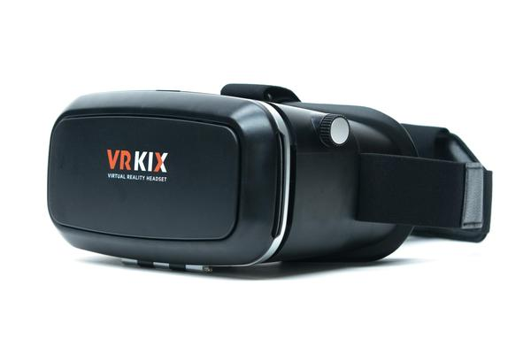 VR KIX- mobile virtual reality for your smartphone