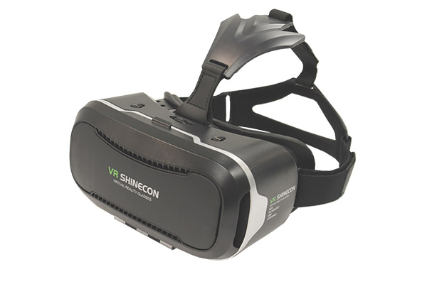 VR Shinecon 2.0- mobile virtual reality for your smartphone