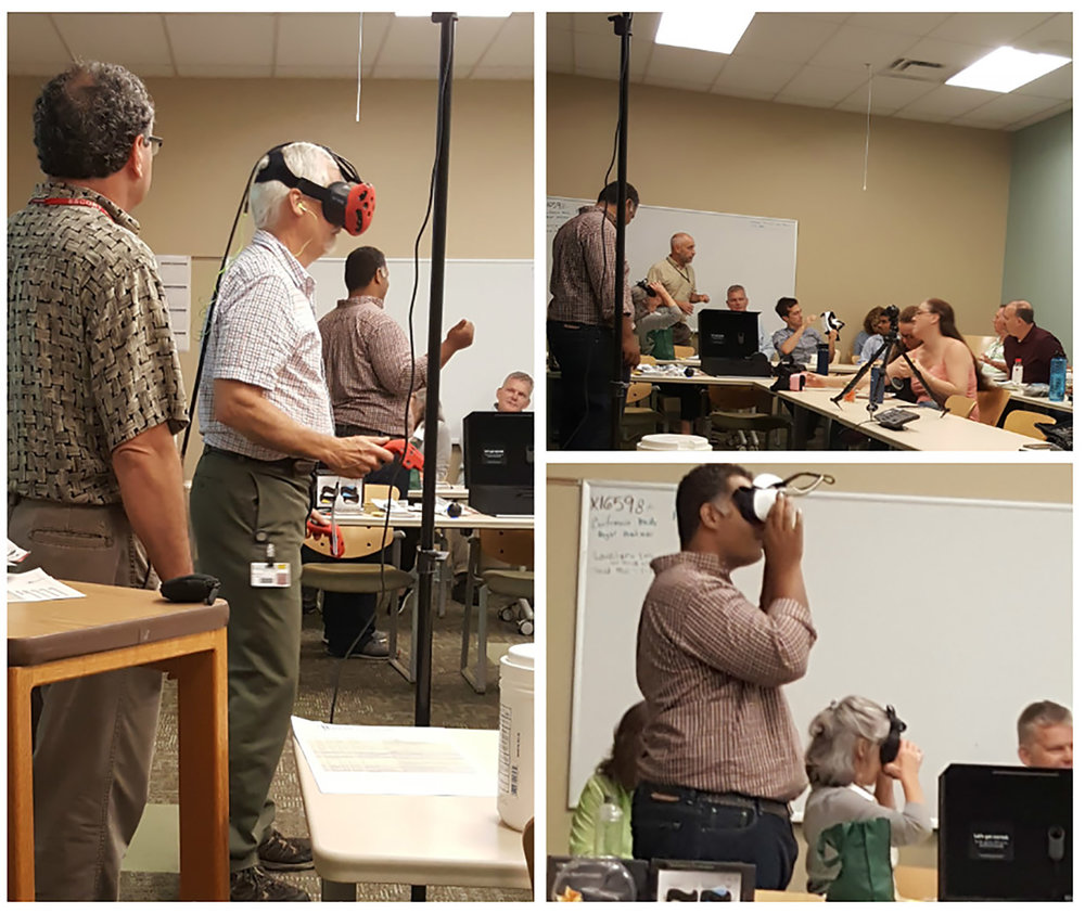 Intro to VR Training