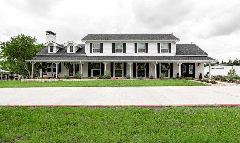 Firefly gardens house